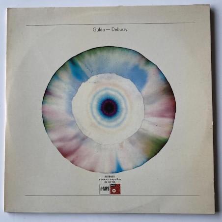 Friedrich Gulda - Debussy 65 53 196