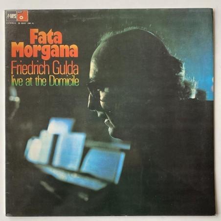 Friedrich Gulda - Fata Morgana 35 53227 (886-9)