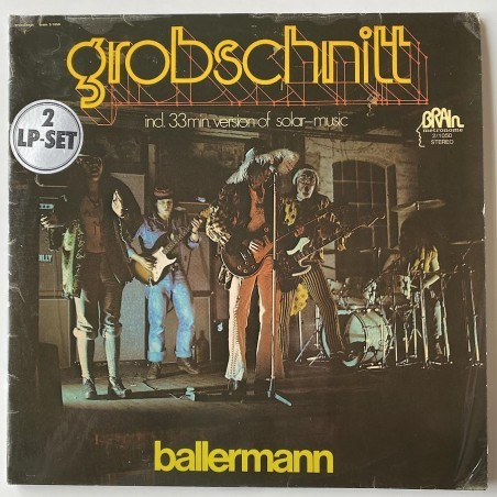 Grobschnitt - Ballermann 2/1050