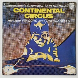 Gong / Daevid Allen - Continental Circus 6332 033