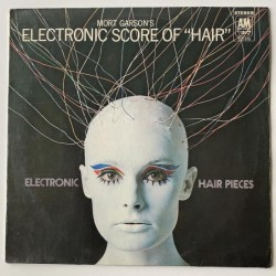 Mort Garson - Electronic Hair Pieces 212 075