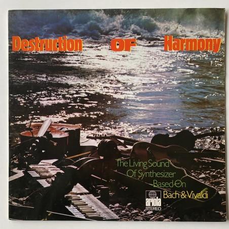 Eberhard Schoener - Destruction of Harmony
