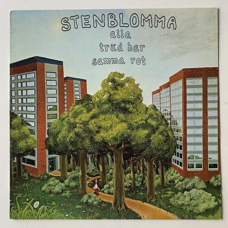 Stenblomma - Alla Träd Har Samma Rot  SRS 4620