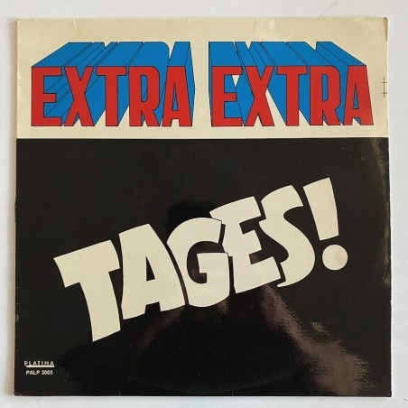 Tages  - Extra Extra PALP 3003