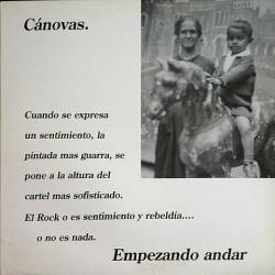 Canovas - Empezando Andar CANO 1