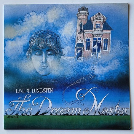 Ralph Lundsten - The Dream Master CBS 4503401