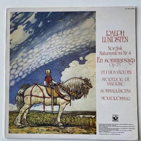 Ralph Lundsten - Summer saga / Pop Age 7C 062-35999