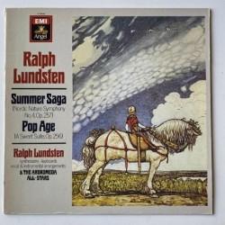 Ralph Lundsten - Summer saga / Pop Age S-38108