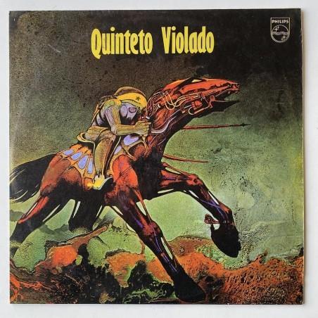 Quinteto Violado - Quinteto Violado 6349 031