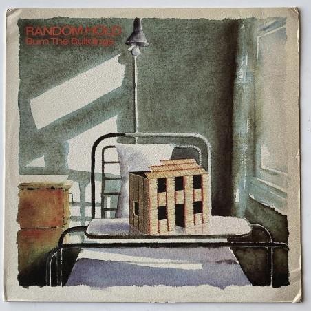 Random Hold - Burn the Buildings RCA LP 3062