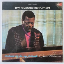 Oscar Peterson - My Favourite Instrument BAP 5011