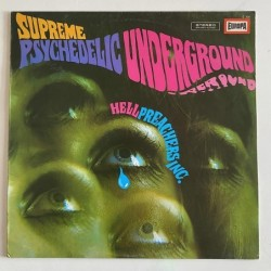 Hell Preachers Inc. - Supreme Psychedelic Underground E356