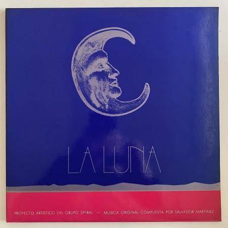 Salvador Martinez - La Luna DLP-082