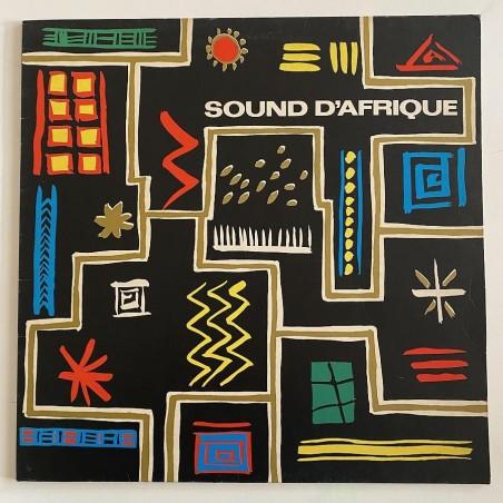 Various Artist - Sound D'Afrique ISSP 4003