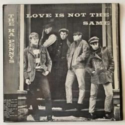 The Ha'ppennys - Love is not the same FL 1110