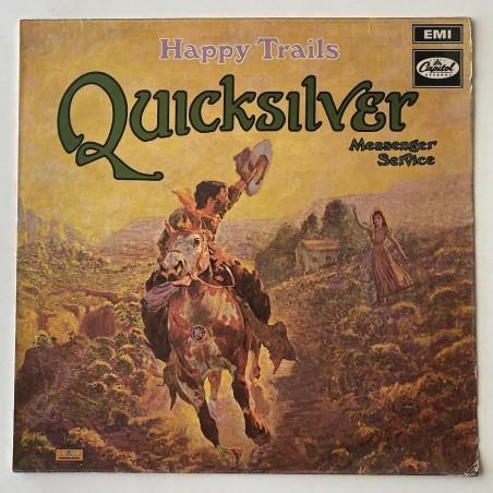 Quicksilver Messenger Service - Happy Trails E-ST 120