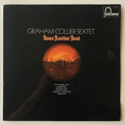 Graham Collier Sextet - Dawn Another Road SFJL.922