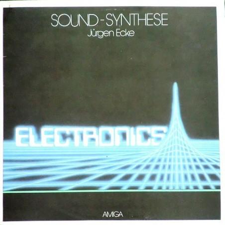 Jurgen Ecke - Sound - Synthese 8 56 171