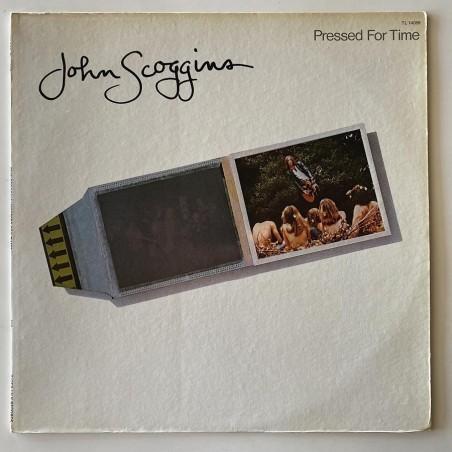 John Scoggins - Pressed for time TL 14059