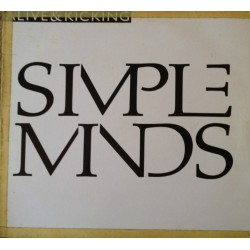 Simple minds - Alive & kicking F-602038