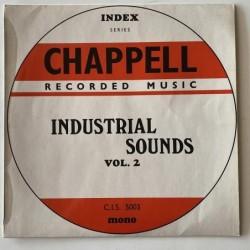 Various Artist - Industrial sounds Vol. 2 C.I.S 5003