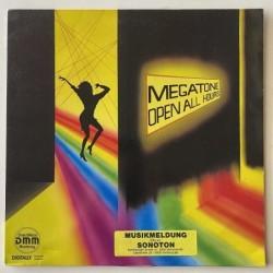 Megatone - Open All hours ISST 176