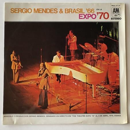 Sergio Mendes / Brasil 66 - EXPO 70 HDAS 371-51