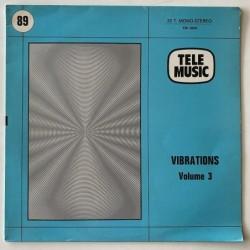 M. Chantereau / P.A. Dahan - Vibrations 3 TM 3089
