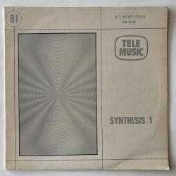 M. Chantereau / P.A. Dahan - Synthesis 1 TM 3081