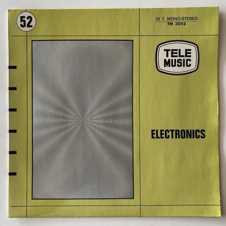 Bernard Estardy / Alan Feanch - Electronics TM 3052