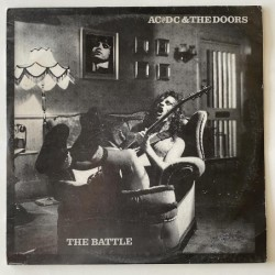 AC DC and the Doors - The Battle LP 001