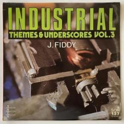 John Fiddy - Industrial Vol 3 SON 137