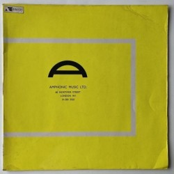 Syd Dale / Various A. - All electric steam radio Band AMPS LP 102