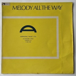 Syd Dale / Various A. - Melody all the way AMPS 113