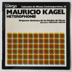 Mauricio Kagel - Heterophonie S. 60-322