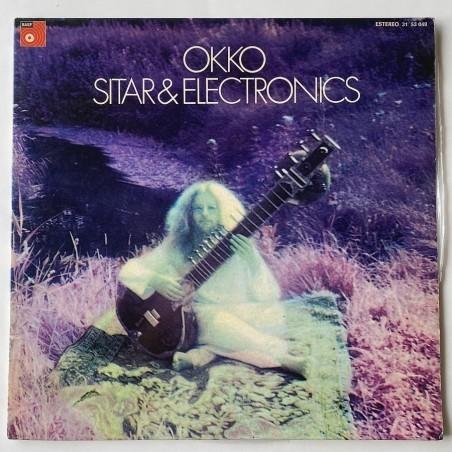 Okko - Sitar and Electronics 31 53 049