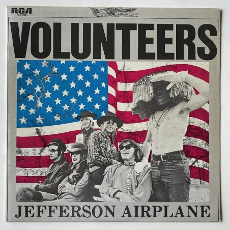Jefferson Airplane - Volunteers PL-14238