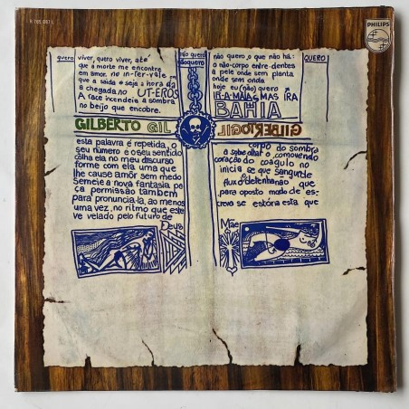 Gilberto Gil - Gilberto Gil R 765.087 L