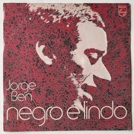 Jorge Ben - Negro e Lindo 6349 011