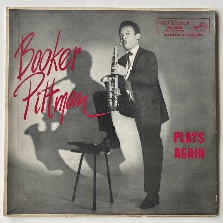 Booker Pittman - Plays again BBL-1028