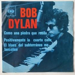 Bob Dylan  - Como Una piedra que rueda EPC-496