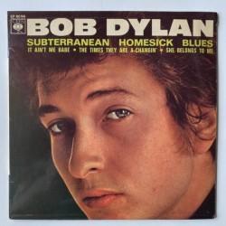 Bob Dylan  - Subterranean Homesicl Blues EP 6096
