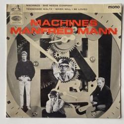 Manfred Mann - Machines 7EG 8942