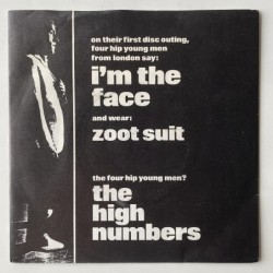 The High Numbers - I'me the face Door 4