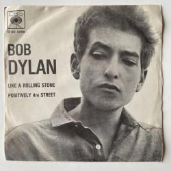 Bob Dylan  - Like a rolling stone 45 giri 1896
