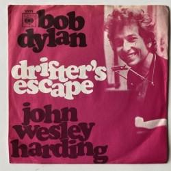 Bob Dylan  - Drifter's escape / John Wesley Harding 3323