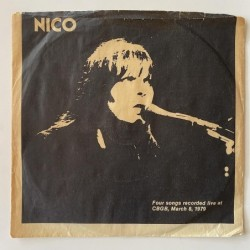 Nico - No one is there no. 1