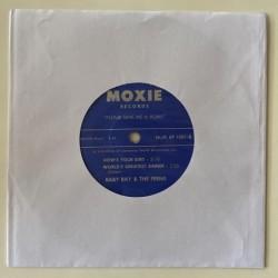 Ned and Nelda /  Barry Ray and the Ferns - Hey Nelda EP 1001