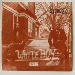 White Boy - Saggitarius Bumpersticker DS#1