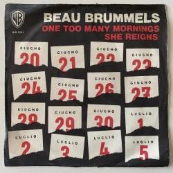Beau Brummels - One too many mornings WB 1021